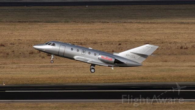 Dassault Falcon 20 (VP-CCL)