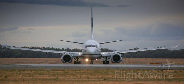 Boeing 737-700 (N419AS)