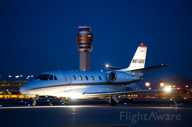 """Cessna Citation Excel/XLS (N656QS) - The sun was juuust setting as I shot this NetJets Citation Excel taxiing to Swift Aviation in Phoenix. Please vote if you like my work. Thank you!<br />©Bo Ryan Photography  <a rel=""""nofollow"""" href=""""http://www.facebook.com\boryanphoto"""">www.facebook.com\boryanphoto</a>"""