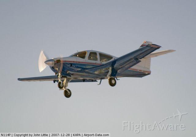 Rockwell Commander 114 (N114P)