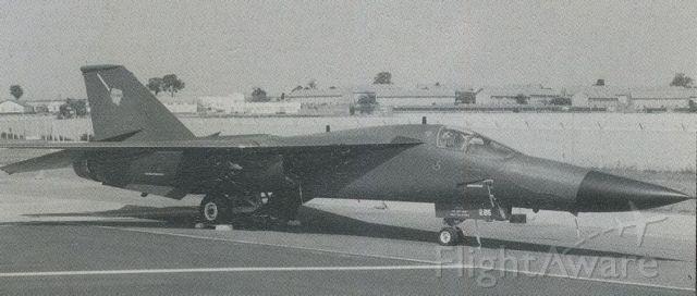 Grumman EF-111 Raven — - scanned from postcard