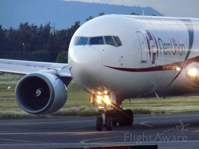BOEING 767-200 (XA-EFR)