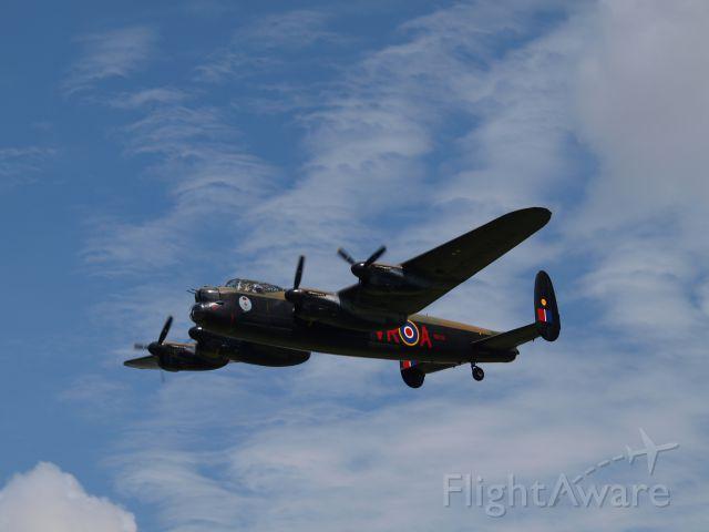 Avro 683 Lancaster (CV-ROA)