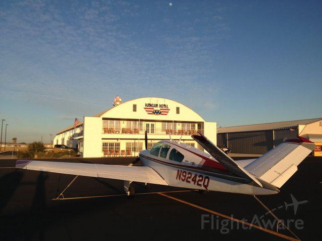 Beechcraft 35 Bonanza (N9242Q) - Fredericksburg, TX December 2012