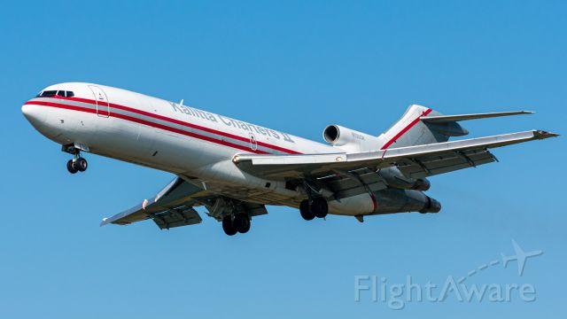 "BOEING 727-200 (N726CK) - ""Dragster 726"" landing 13R at Dallas Love Field."