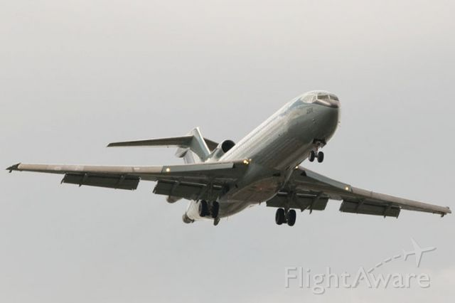 BOEING 727-200 (FAM3506) - 3/31/12:  aircraft on approach over Miami Lakes returning to Opa-locka after a one-hour test flight down to Key West and back.