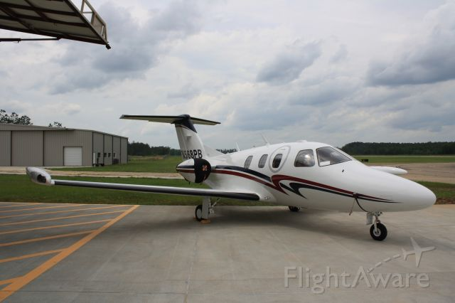 Eclipse 500 (N568PB)