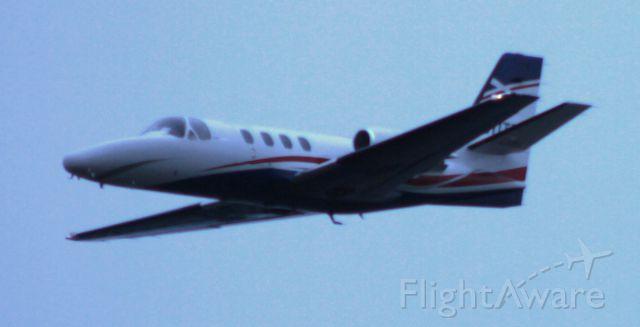 Cessna Citation 1SP (N311TP) - New Paint