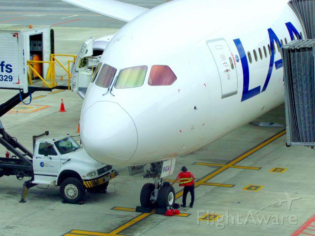 Boeing 787-9 Dreamliner (CC-BGA)
