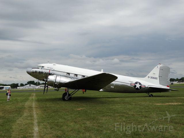 N47E — - Douglas C-47A-60-DL (DC-3C 1943 C/N: 13816)