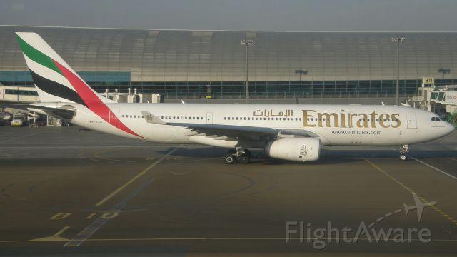 Airbus A330-200 (A6-EAG)