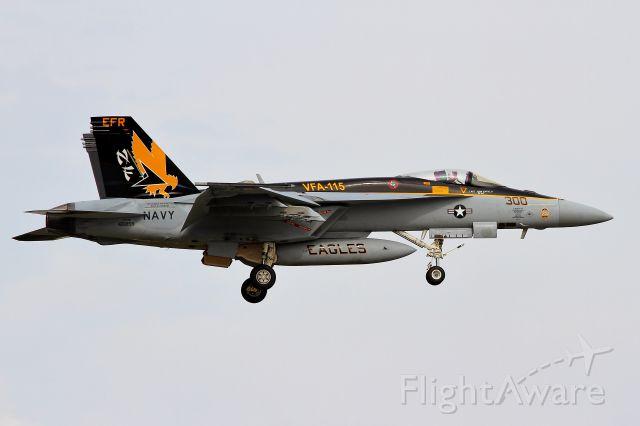 McDonnell Douglas FA-18 Hornet (16-6859)