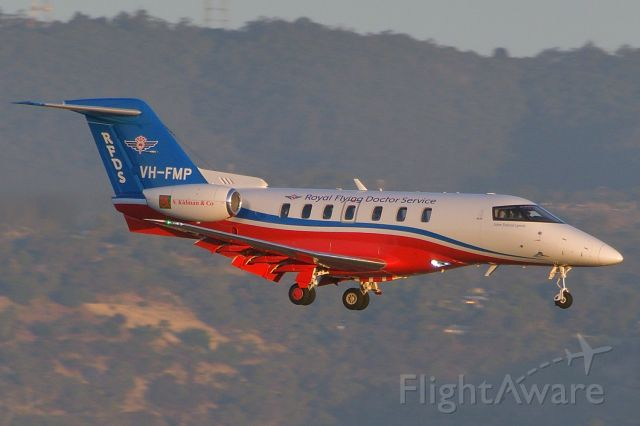Pilatus PC-24 (VH-FMP) - Feb 5, 2020, 2003 hrs. About to land runway 23, taken from inside the terminal. Finally got a pic of this.