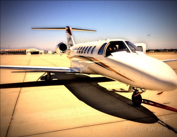 Cessna Citation CJ1 (N245SP) - Just returned from my first flight as captain of this lovely plane.