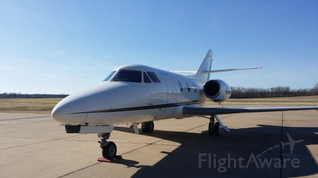 Dassault Falcon 10 (N5CA) - One of the last 10's