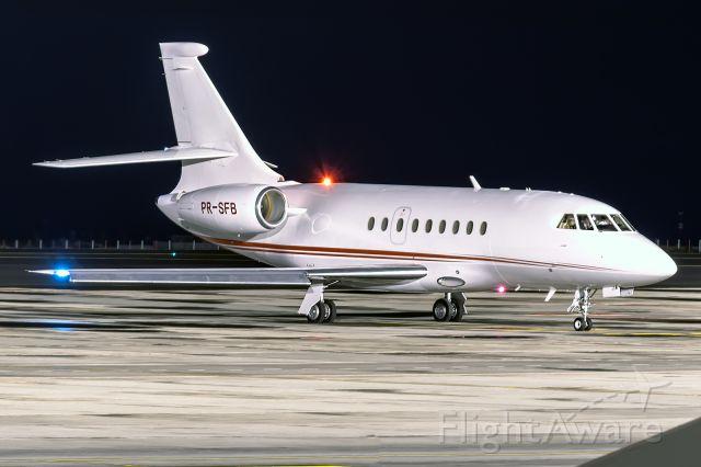 Dassault Falcon 2000 (PR-SFB)