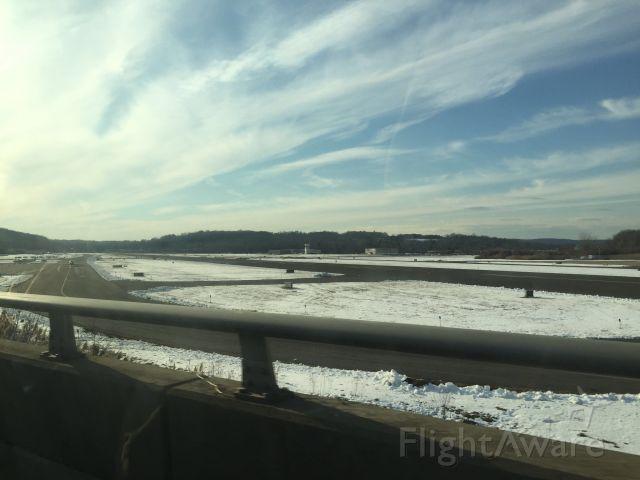 — — - On a beautiful snowy day. In Danbury, CT.