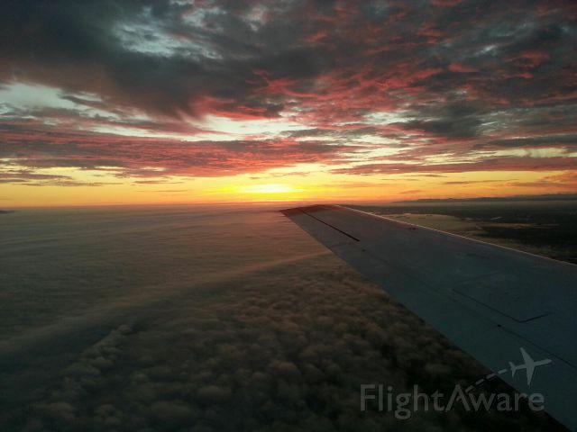 Piper Malibu Mirage (N385R) - 12k over Los Angeles