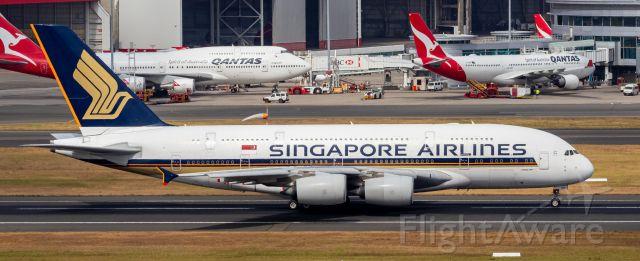 Airbus A380-800 (9V-SKP)