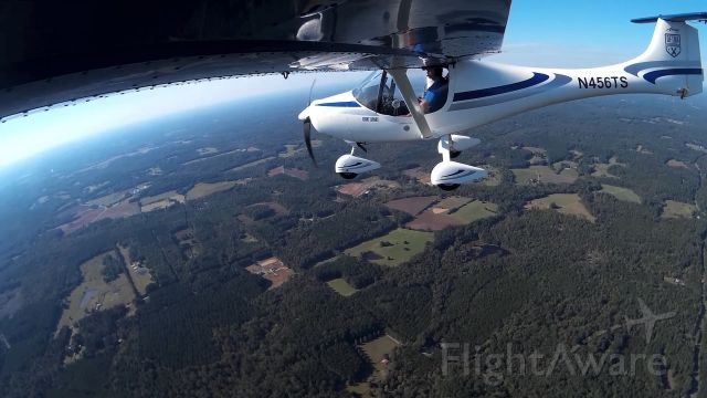 FANTASY AIR Allegro (N456TS) - Flying west of Chapel Hill, NC at 3,000 Ft