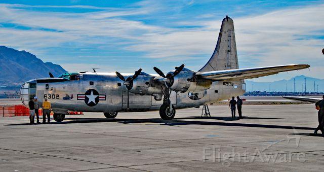 N2871G — - N2871G 1945 CONSOLIDATED VULTEE PB4Y-2 PRIVATEER s/n 66302 - Las Vegas - Nellis AFB (LSV / KLSV)br /Aviation Nation 2016 Air Showbr /USA - Nevada, November 12, 2016br /Photo: TDelCoro