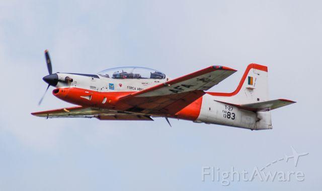 FAB1383 — - FAB1383 | Embraer T-27 Tucano | Brazil - Air Force