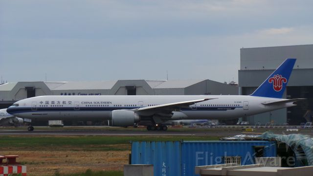 Boeing 777-200 (B-2048) - 2015/05/18 CZ3098(TPE-CAN) B777-300ER B-2048
