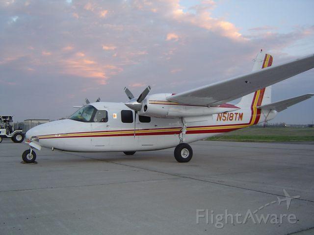 Aero Commander 500 (N518TM)