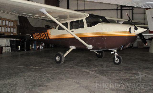 Cessna Skyhawk (N984BT) - Great flight school at Moore Aviation!