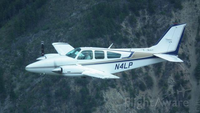 Beechcraft 55 Baron (N4LP) - Baron E55