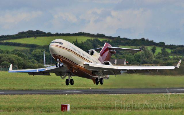 Boeing 727-100 (N311AG) - b727-17(re)wl n311ag dep shannon 26/8/16.