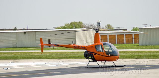 N931SH — - Mettetal Airport, Canton MI, May 2015