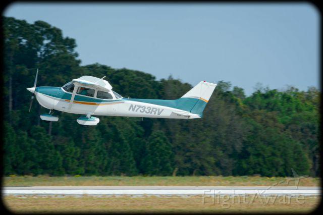 Cessna Skyhawk (N733RV) - 2015 Tico Air Show