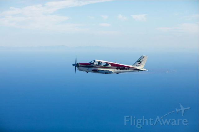 N199JT — - Flying home from a clinic in Baja.
