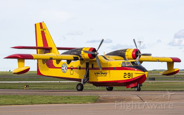 Canadair CL-215 (C-GBPD)