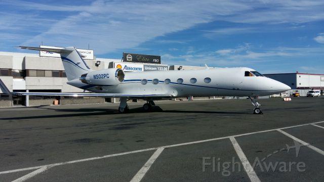 Gulfstream Aerospace Gulfstream IV (N502PC) - Gulfstream G-IV