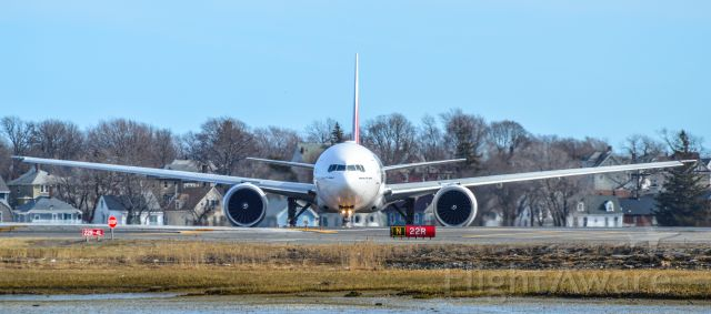 BOEING 777-300 (AX-ECT) - Shot with a Nikon D3200 w/ Nikkor 70-300mmbr /Best viewed in Full Size