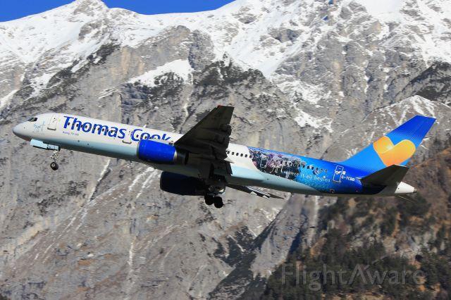 Boeing 757-200 (G-TCBB)