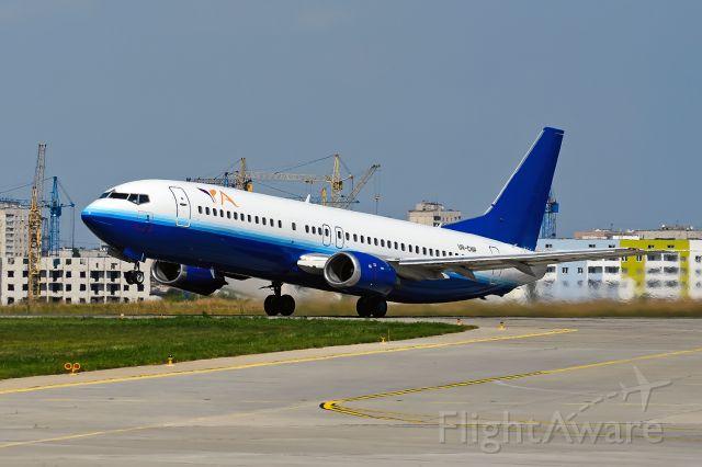 BOEING 737-400 (UR-CNP)