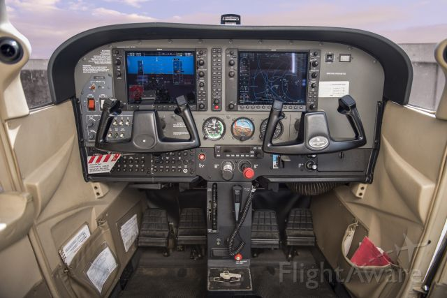 Cessna Skyhawk (N6017N) - A picture of the Cessna 172. Photo courtesy of Urban Style Studios