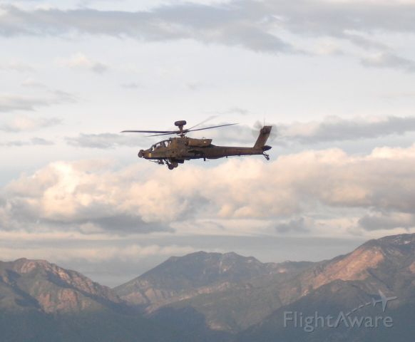 — — - Utah Air National Guard Apache AH-64, West Jordan, UT