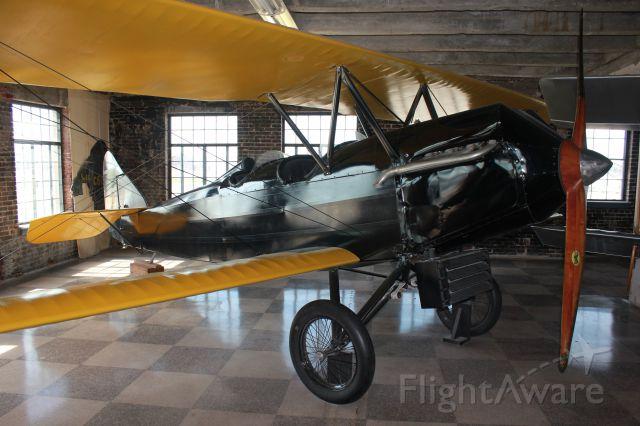 C06191 — - Laird Swallow at the Kansas Air Museum at Wichita.