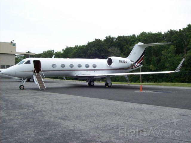 Gulfstream Aerospace Gulfstream IV (N411QS)