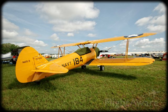 Cessna Skyhawk (N2S3) - 2015 Sun n Fun