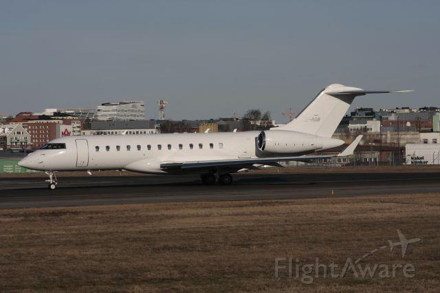Bombardier Global Express (SE-RGB)