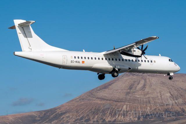 ATR ATR-72 (EC-KUL)