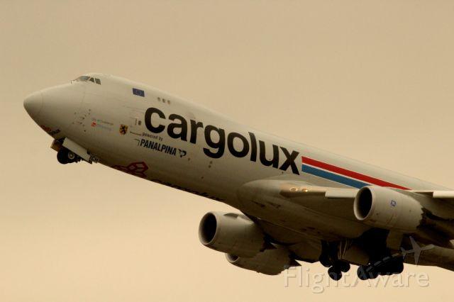 Boeing 747-200 (LX-VCH)