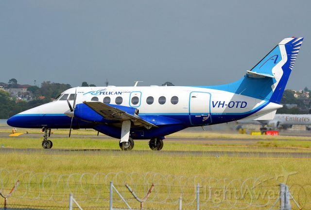 British Aerospace Jetstream Super 31 (VH-OTD)