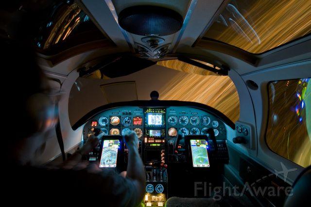 Piper Aerostar (N702PG)