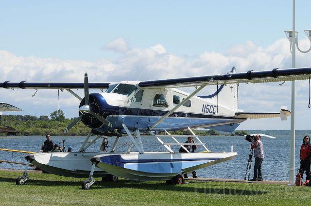 De Havilland Canada DHC-2 Mk1 Beaver —